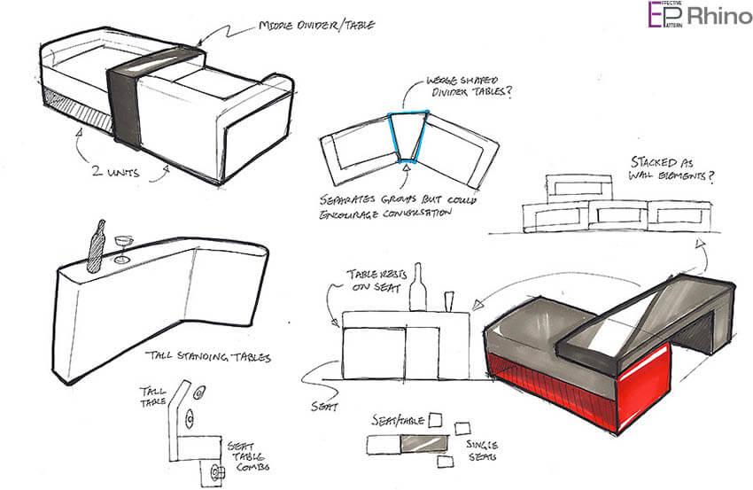 طراحی مبلمان شھری