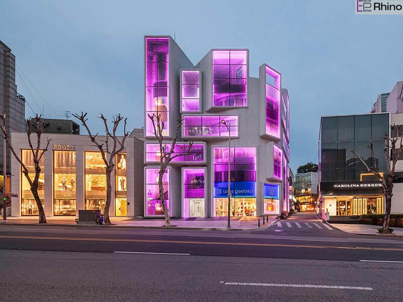 گروه معماری MVRDV