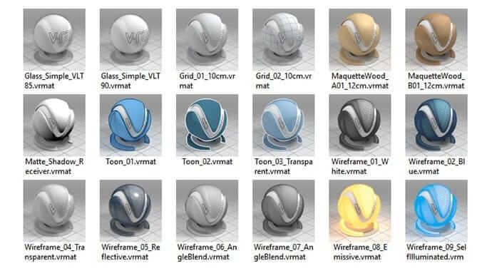 VRay 3.6 برای راینو 6