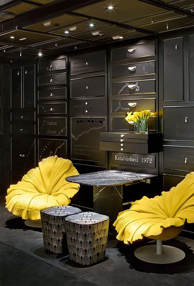 تبلور ھنر در طراحی صندلی