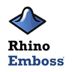 RhinoEmboss