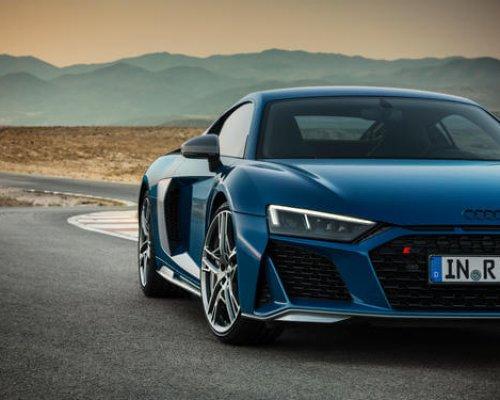 خودرو Audi R8