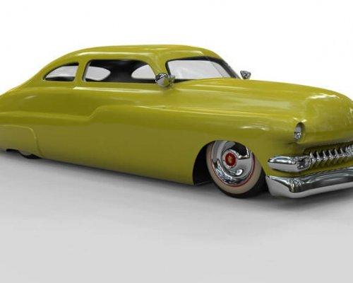 خودرو 1949 Mercury Monterey Coupe