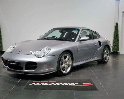 خودرو Porsche 996